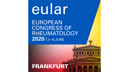 Annual European Congress of Rheumatology 2020