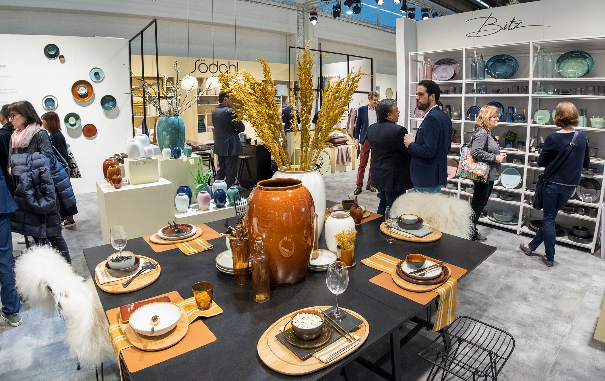 Trends and business at Ambiente 2020