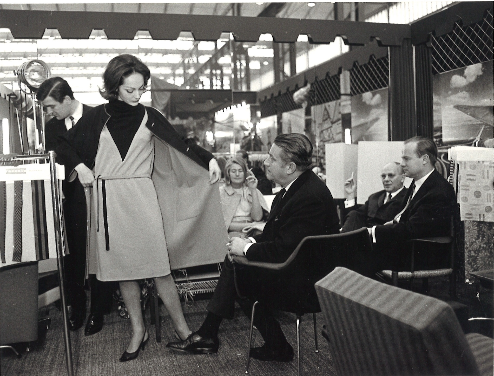 Modemesse Interstoff 1962
