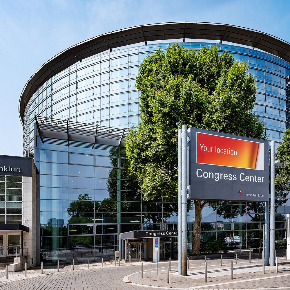 Congress Center Messe Frankfurt (CMF)