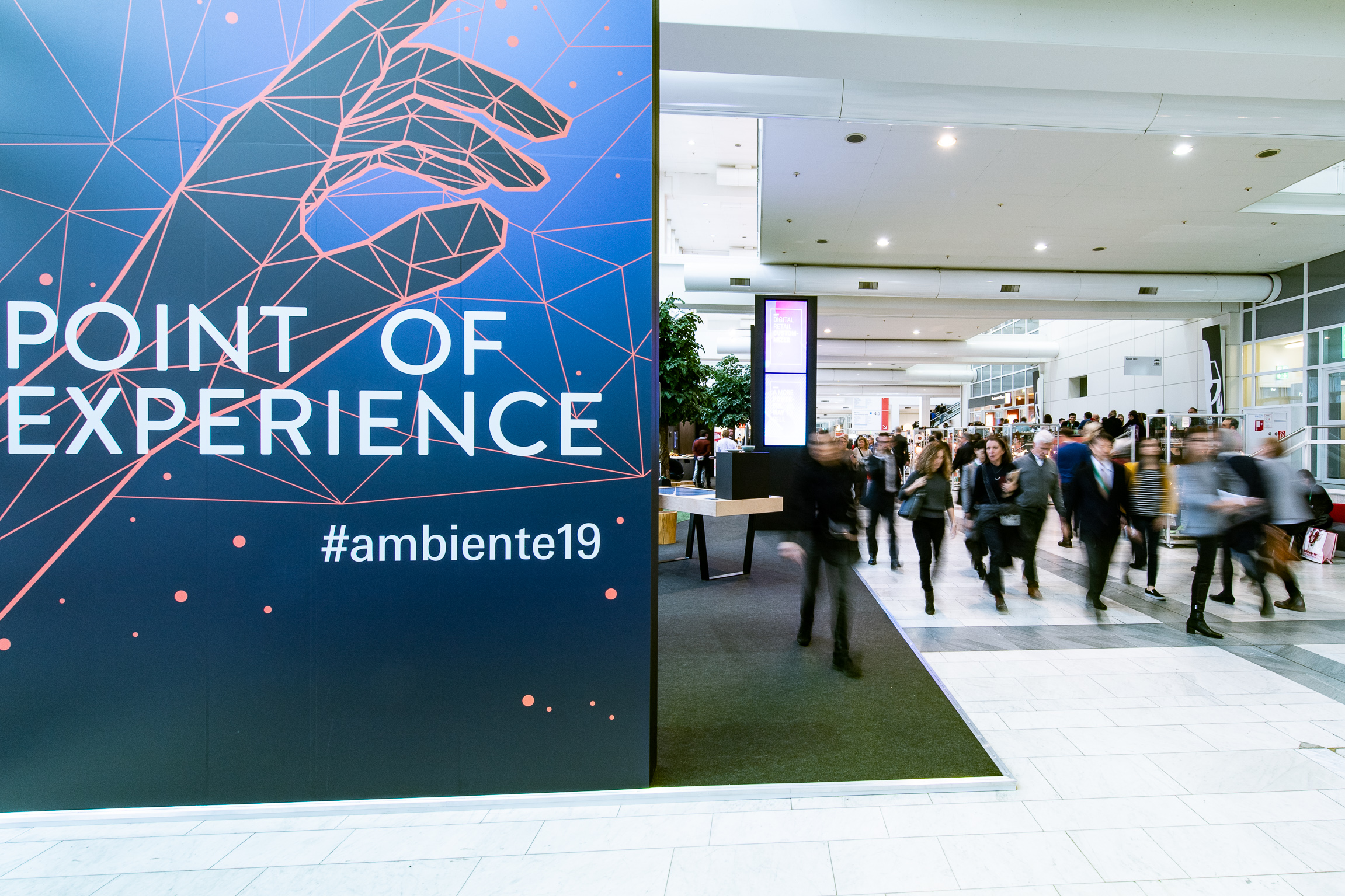 Ambiente - Point of Experience, Foyer 4.1