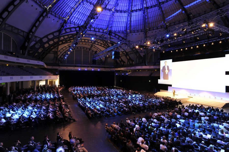 Festhalle - Kongress