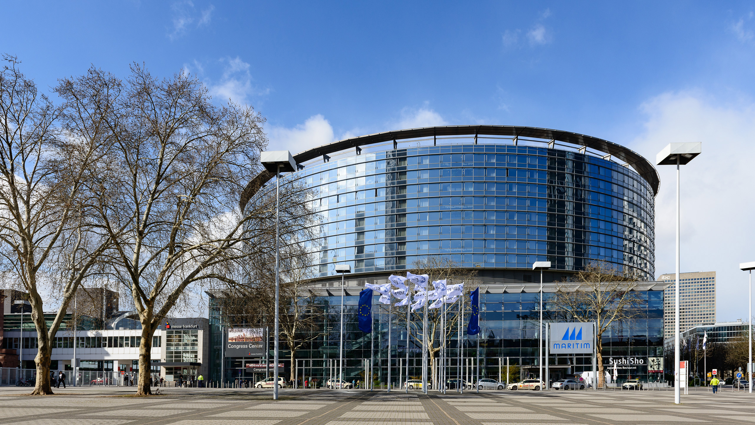 Congress Center Messe Frankfurt